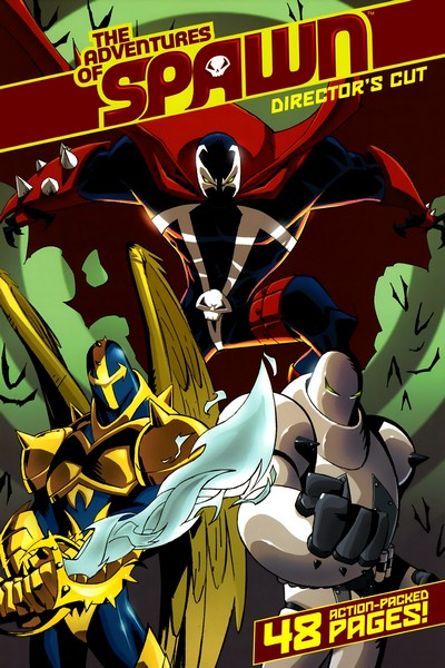 The Adventures of Spawn #1 – 2 (2007-2008)