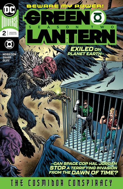 The Green Lantern Season Two #2 (2020)