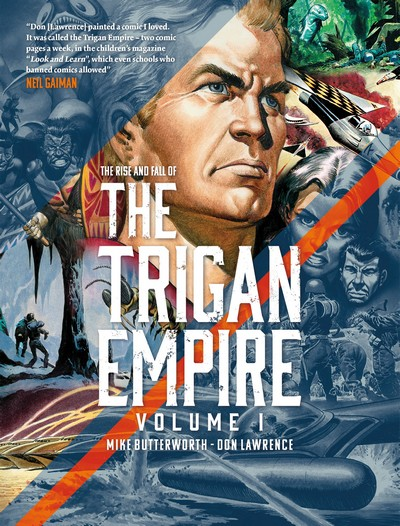 The Rise and Fall of the Trigan Empire Vol. 1 (2020)
