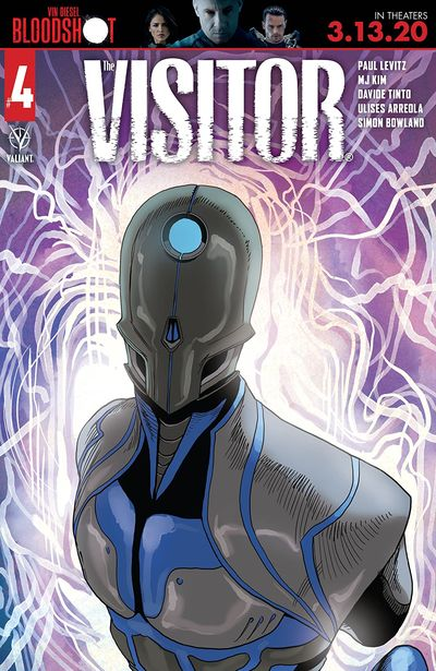 The Visitor #4 (2020)