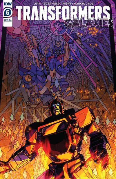 Transformers Galaxies #6 (2020)