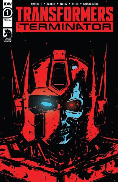 Transformers Vs Terminator #1 (2020)
