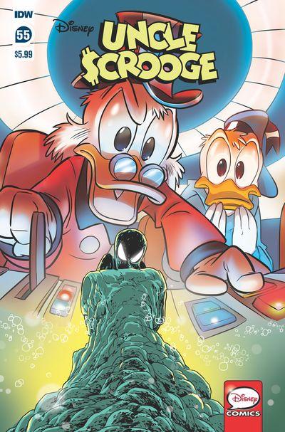 Uncle Scrooge #55 (2020)