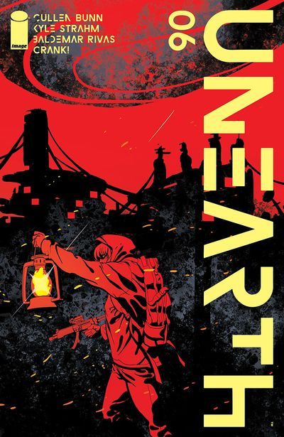 Unearth #6 (2020)