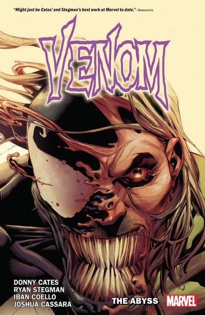 Venom by Donny Cates Vol. 2 – The Abyss (TPB) (2019)