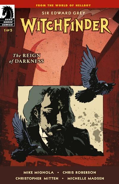 Witchfinder – The Reign of Darkness #1 – 5 (2019-2020)