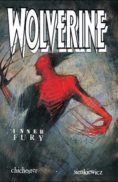 Wolverine – Inner Fury #1 (1992)