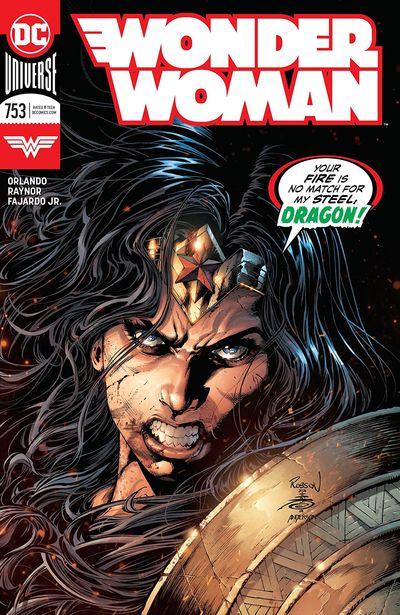 Wonder Woman #753 (2020)