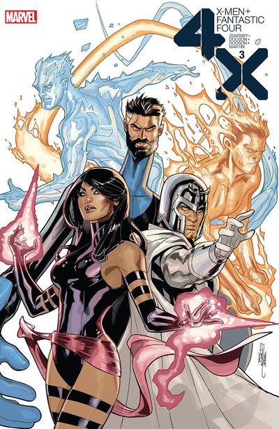 X-Men – Fantastic Four #3 (2020)