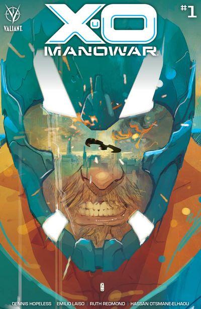 X-O Manowar #1 (2020)