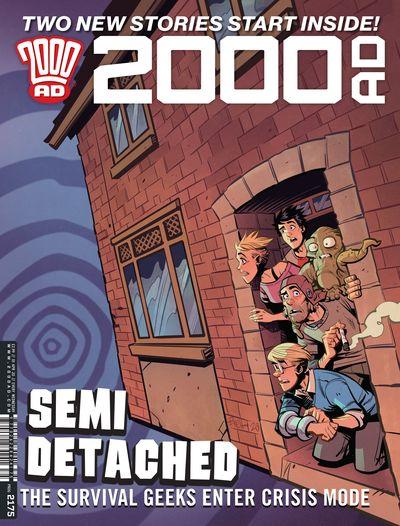 2000AD #2175 (2020)