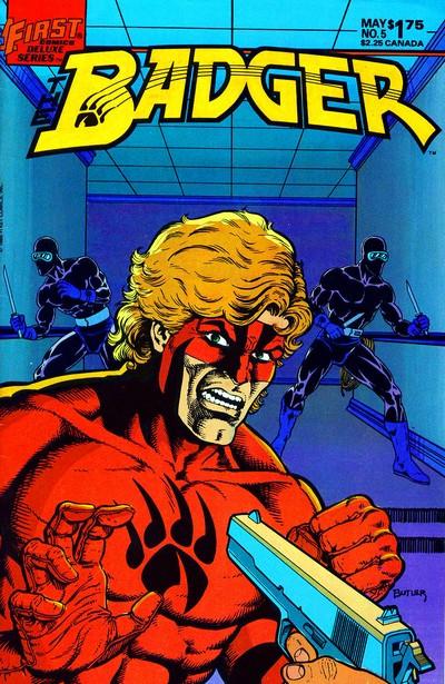 Badger #5 – 70 (1985-1991)
