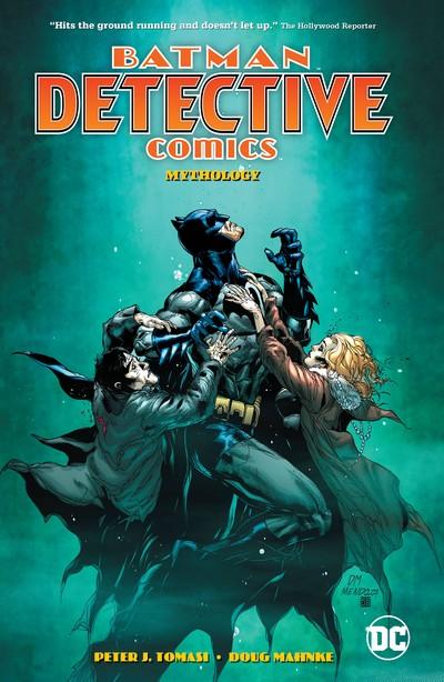 Batman – Detective Comics Vol. 1 – Mythology (TPB) (2019)