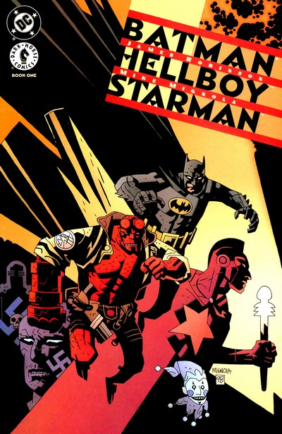 Batman – Hellboy – Starman #1 – 2 (1999)