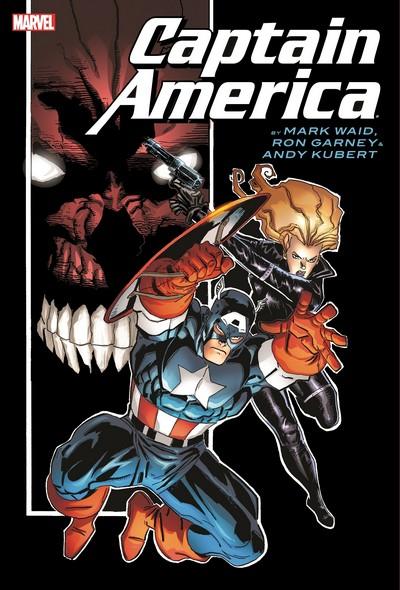 Captain America by Mark Waid Omnibus (Fan Made) (2017)