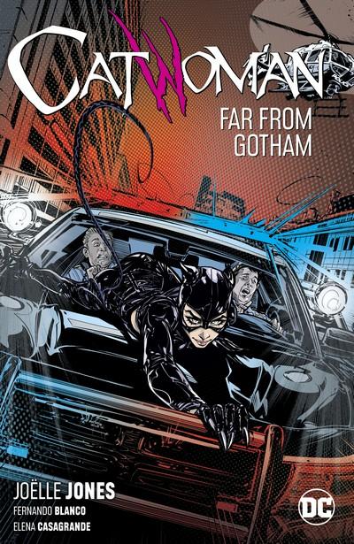 Catwoman Vol. 2 – Far from Gotham (TPB) (2019)