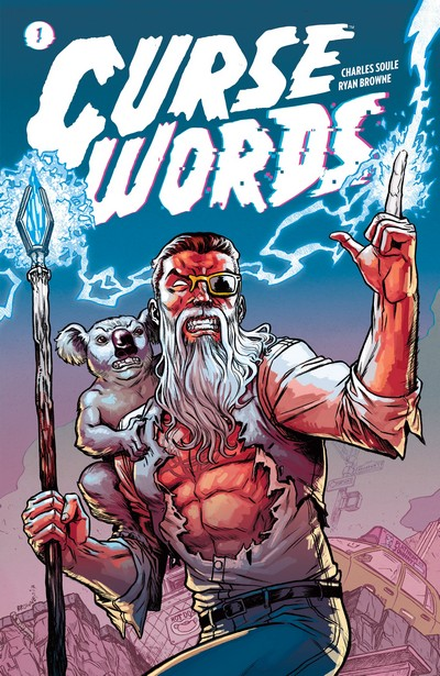 Curse Words Vol. 1 – 5 (TPB) (2017-2020)