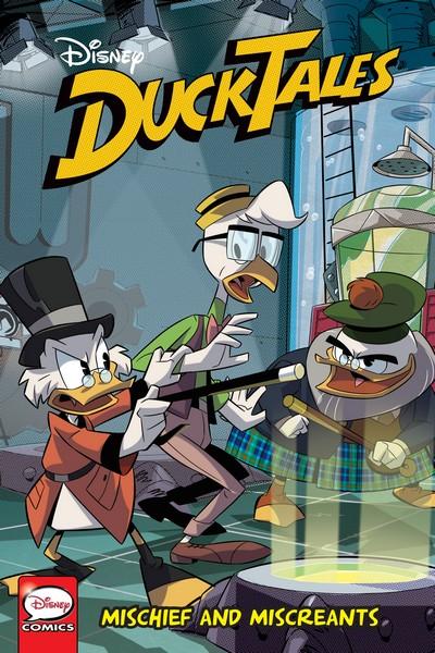 DuckTales Vol. 6 – Mischief and Miscreants (TPB) (2019)
