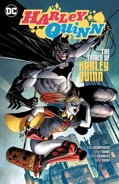 Harley Quinn Vol. 3 – The Trials of Harley Quinn (TPB) (2019)