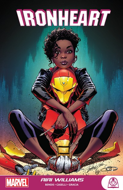 Ironheart – Riri Williams (TPB) (2019)