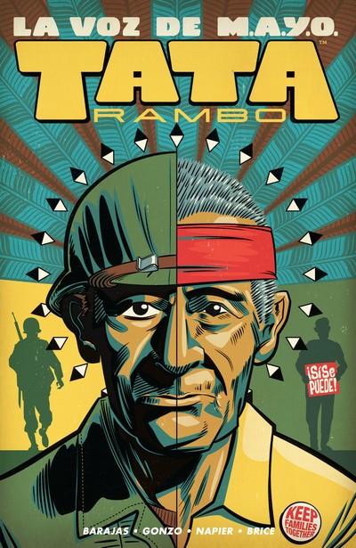 La Voz De M.A.Y.O. Vol. 1 – Tata Rambo (TPB) (2019)