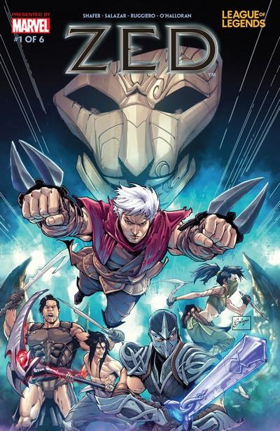 League of Legends – Zed #1 – 6 (2020)