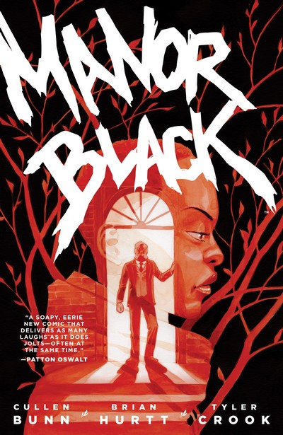 Manor Black (TPB) (2020)