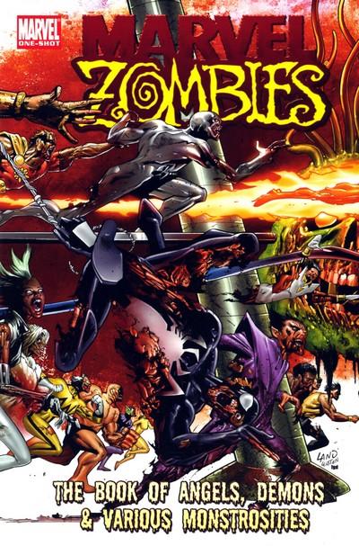 Marvel Zombies – The Book of Angels, Demons & Various Monstrosities (2007)