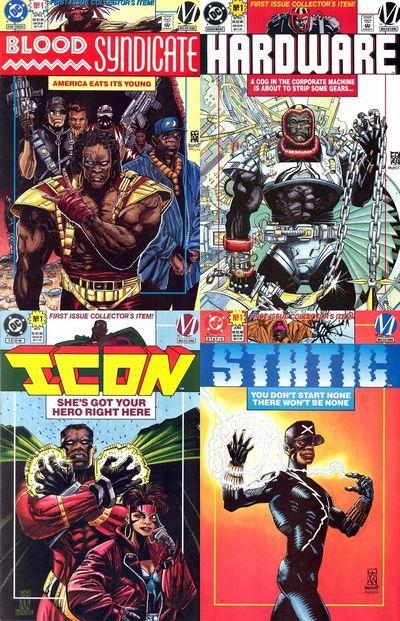 Milestone Comics (Story Arc) (1993-2012)