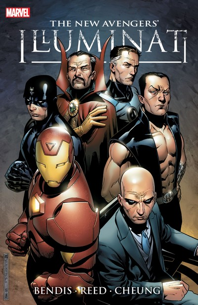 New Avengers – Illuminati (TPB) (2008)