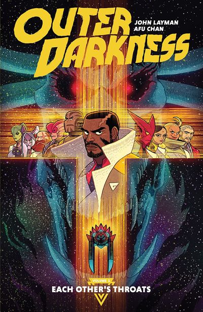 Outer Darkness Vol. 1 – 2 (TPB) (2019)