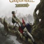 Over the Garden Wall – Hollow Town (TPB) (2019)