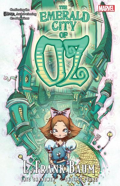 Oz – The Emerald City Of Oz (TPB) (2014)