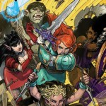 Rat Queens Vol. 2 #1 – 21 + TPB (2017-2020)