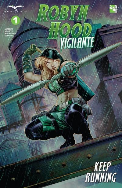 Robyn Hood – Vigilante #1 – 6 (2019-2020)
