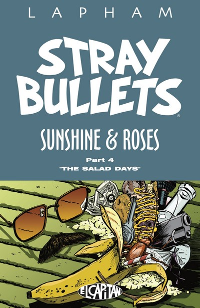 Stray Bullets – Sunshine and Roses Vol. 4 (TPB) (2019)