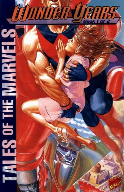 Tales of the Marvels – Wonder Years #1 – 2 (1995)