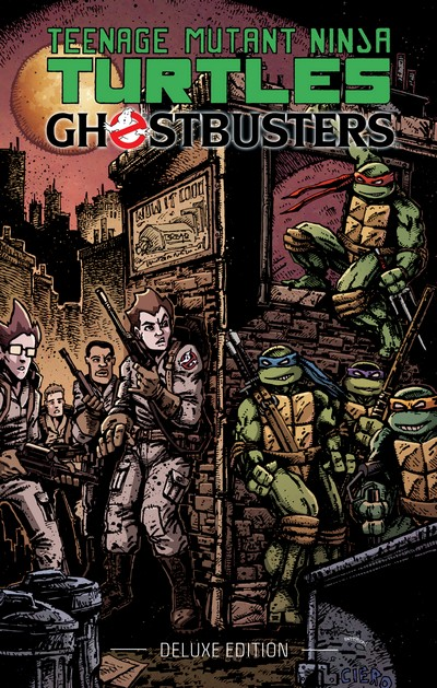 Teenage Mutant Ninja Turtles – Ghostbusters Deluxe Edition (2017)