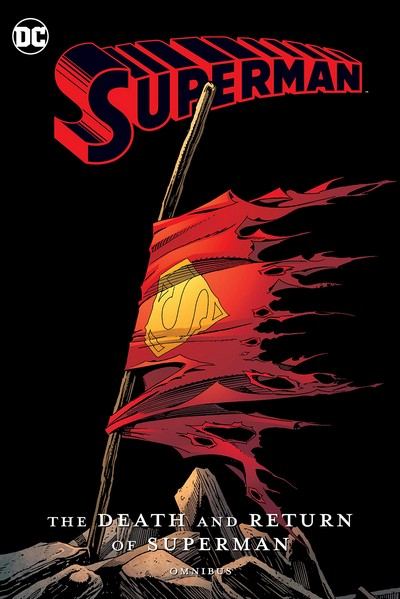 The Death and Return of Superman Omnibus (Fan Made) (2019)