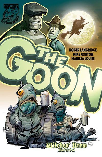 The Goon #9 (2019)