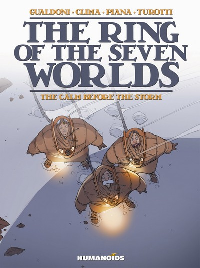 The Ring of the Seven Worlds Vol. 1 – 4 (2013)