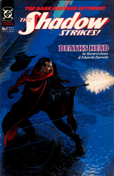 The Shadow Strikes #1 – 31 + Annual (1989-1992)