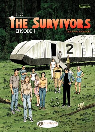 The Survivors – Episode #1 – 5 (2014-2017)