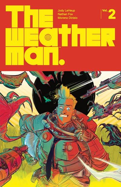 The Weatherman Vol. 2 (TPB) (2018)
