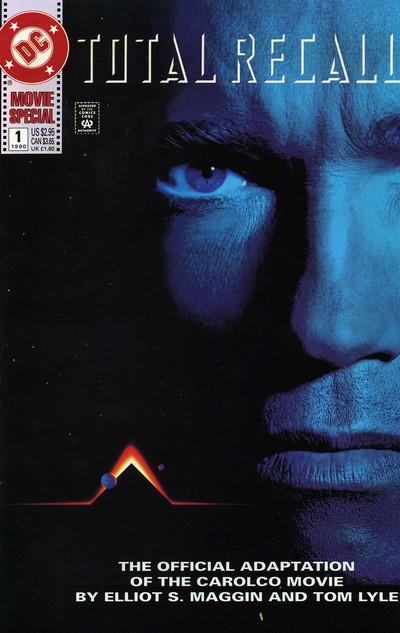Total Recall – Movie Adaptation (1990)