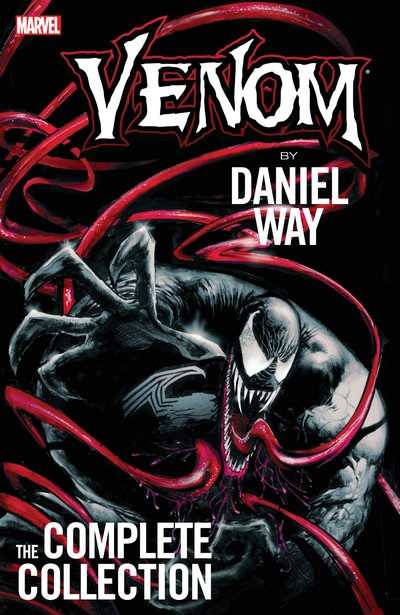 Venom by Daniel Way – The Complete Collection (2011)