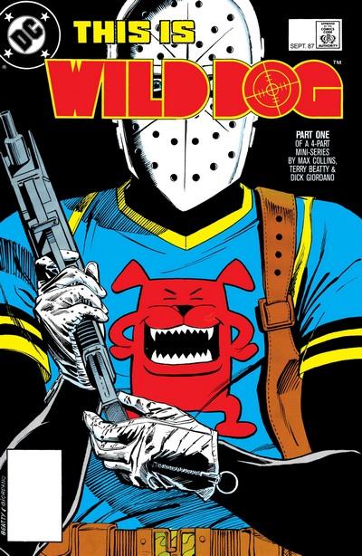 Wild Dog #1 – 4 (1987)