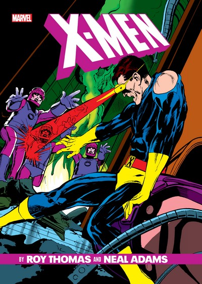 X-Men by Roy Thomas & Neal Adams Gallery Edition (2019)