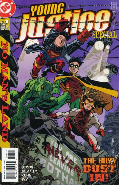 Young Justice – No Man's Land Special (1999)