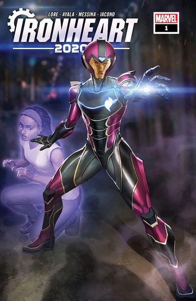 2020 Ironheart #1 (2020)